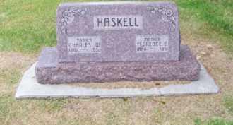 HASKELL, CHARLES W. - Brown County, Nebraska | CHARLES W. HASKELL - Nebraska Gravestone Photos