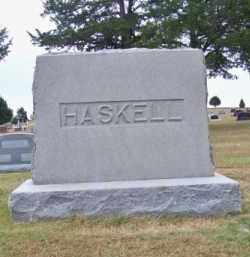 HASKELL, FAMILY - Brown County, Nebraska | FAMILY HASKELL - Nebraska Gravestone Photos