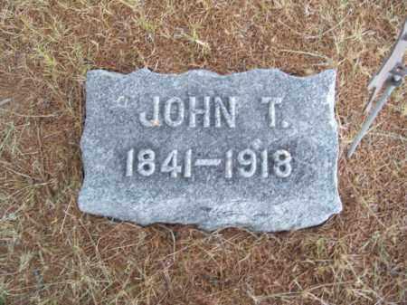 HASKELL, JOHN T. - Brown County, Nebraska | JOHN T. HASKELL - Nebraska Gravestone Photos