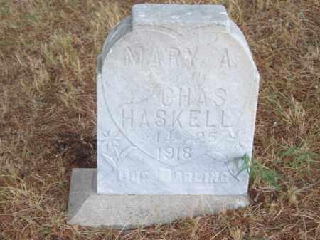 HASKELL, MARY A. - Brown County, Nebraska | MARY A. HASKELL - Nebraska Gravestone Photos