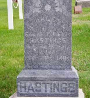 HASTINGS, BERKLEY M. - Brown County, Nebraska   BERKLEY M. HASTINGS - Nebraska Gravestone Photos