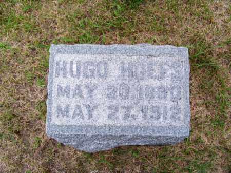 HOEFS, HUGO - Brown County, Nebraska | HUGO HOEFS - Nebraska Gravestone Photos