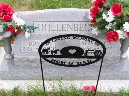 HOLLENBECK, DOYLE - Brown County, Nebraska | DOYLE HOLLENBECK - Nebraska Gravestone Photos