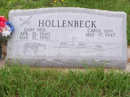 HOLLENBECK, GARY NEIL - Brown County, Nebraska | GARY NEIL HOLLENBECK - Nebraska Gravestone Photos
