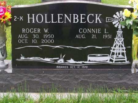 HOLLENBECK, ROGER W. - Brown County, Nebraska | ROGER W. HOLLENBECK - Nebraska Gravestone Photos