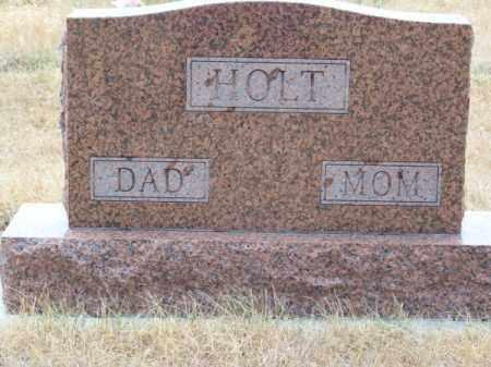 HOLT, FAMILY - Brown County, Nebraska   FAMILY HOLT - Nebraska Gravestone Photos