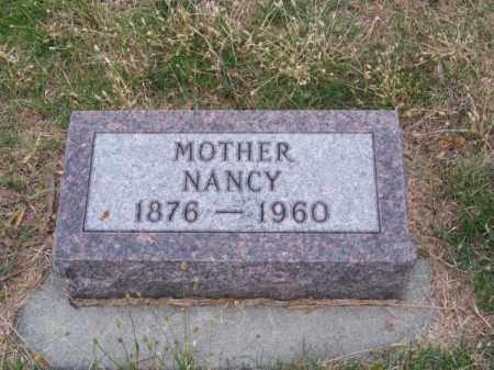 HONAKER, NANCY - Brown County, Nebraska | NANCY HONAKER - Nebraska Gravestone Photos