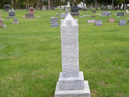 HUBBLE, FAMILY - Brown County, Nebraska | FAMILY HUBBLE - Nebraska Gravestone Photos