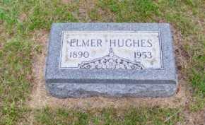 HUGHES, ELMER - Brown County, Nebraska | ELMER HUGHES - Nebraska Gravestone Photos