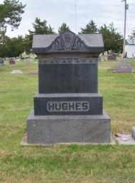 HUGHES, FAMILY - Brown County, Nebraska | FAMILY HUGHES - Nebraska Gravestone Photos