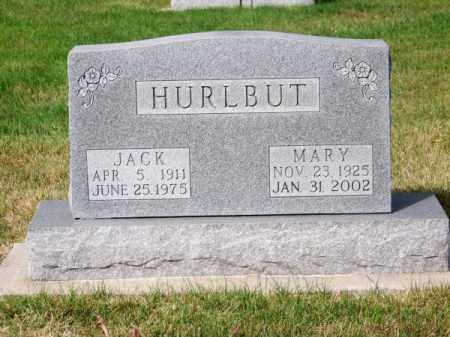 HURLBUT, MARY - Brown County, Nebraska | MARY HURLBUT - Nebraska Gravestone Photos