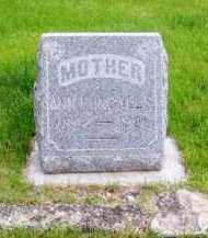 INGALLS, ANN E. - Brown County, Nebraska | ANN E. INGALLS - Nebraska Gravestone Photos
