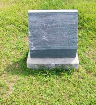 JACKSON, ANDREW - Brown County, Nebraska   ANDREW JACKSON - Nebraska Gravestone Photos