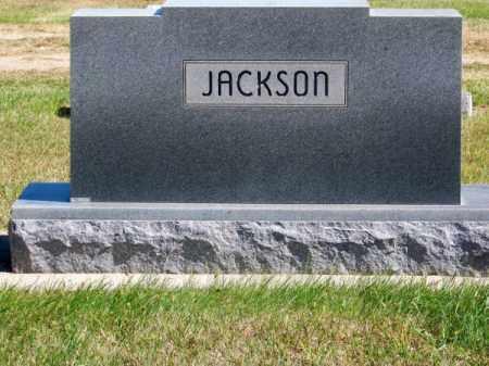 JACKSON, FAMILY - Brown County, Nebraska   FAMILY JACKSON - Nebraska Gravestone Photos