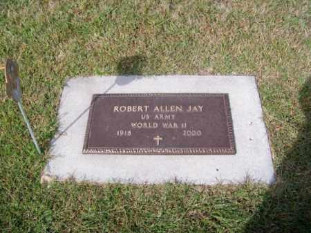 JAY, ROBERT ALLEN - Brown County, Nebraska   ROBERT ALLEN JAY - Nebraska Gravestone Photos