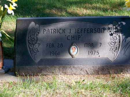 JEFFERSON, PATRICK J. (CHIP) - Brown County, Nebraska | PATRICK J. (CHIP) JEFFERSON - Nebraska Gravestone Photos