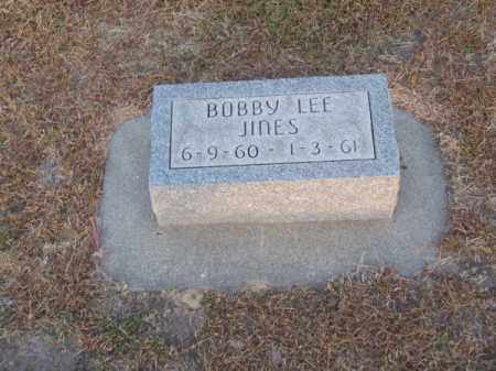 JINES, BOBBY LEE - Brown County, Nebraska | BOBBY LEE JINES - Nebraska Gravestone Photos