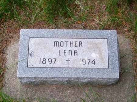 JOCHEM, LENA - Brown County, Nebraska | LENA JOCHEM - Nebraska Gravestone Photos