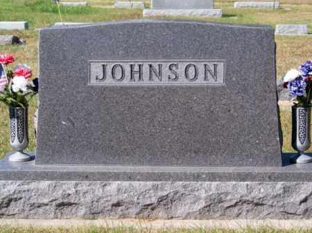 JOHNSON, FAMILY - Brown County, Nebraska | FAMILY JOHNSON - Nebraska Gravestone Photos