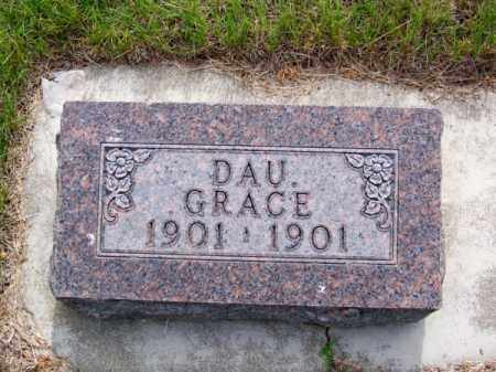 JOHNSON, GRACE - Brown County, Nebraska | GRACE JOHNSON - Nebraska Gravestone Photos