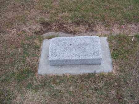 JONES, ANNA - Brown County, Nebraska | ANNA JONES - Nebraska Gravestone Photos