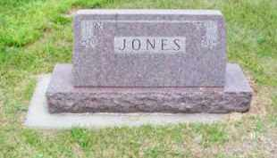 JONES, FAMILY - Brown County, Nebraska | FAMILY JONES - Nebraska Gravestone Photos