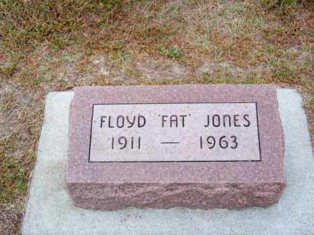 "JONES, FLOYD ""FAT"" - Brown County, Nebraska 