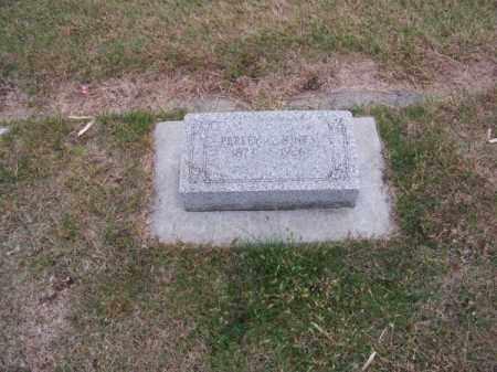 JONES, PERLEY C. - Brown County, Nebraska | PERLEY C. JONES - Nebraska Gravestone Photos