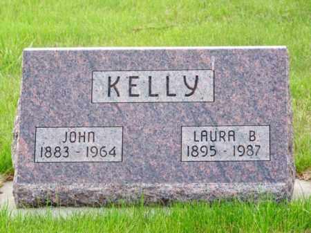 KELLY, JOHN - Brown County, Nebraska | JOHN KELLY - Nebraska Gravestone Photos