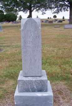 KING, ANAH MAY - Brown County, Nebraska | ANAH MAY KING - Nebraska Gravestone Photos
