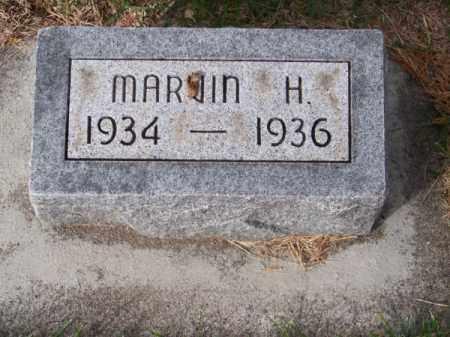 KIRKPATRICK, MARVIN H. - Brown County, Nebraska   MARVIN H. KIRKPATRICK - Nebraska Gravestone Photos