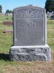 LAKE, FAMILY - Brown County, Nebraska | FAMILY LAKE - Nebraska Gravestone Photos