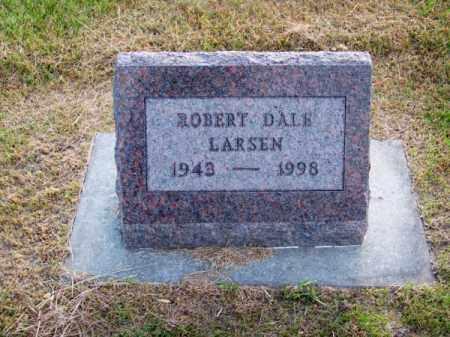 LARSEN, ROBERT DALE - Brown County, Nebraska | ROBERT DALE LARSEN - Nebraska Gravestone Photos