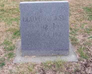 LASH, LLOYD L. - Brown County, Nebraska | LLOYD L. LASH - Nebraska Gravestone Photos