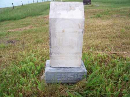 LESSIG, LITTLE SISTER - Brown County, Nebraska | LITTLE SISTER LESSIG - Nebraska Gravestone Photos