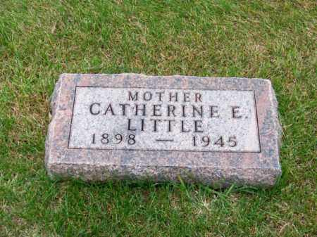 LITTLE, CATHERINE E. - Brown County, Nebraska | CATHERINE E. LITTLE - Nebraska Gravestone Photos