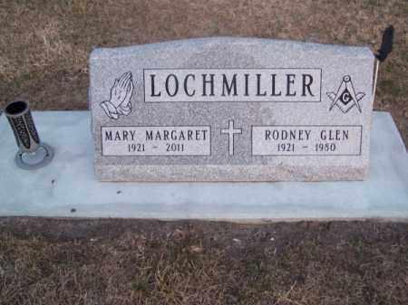 LOCHMILLER, MARY MARGARET - Brown County, Nebraska | MARY MARGARET LOCHMILLER - Nebraska Gravestone Photos