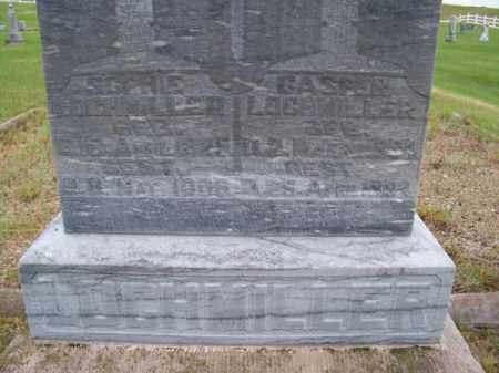 LOCHMILLER, CASPER - Brown County, Nebraska | CASPER LOCHMILLER - Nebraska Gravestone Photos