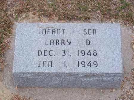 LUCHT, LARRY D. - Brown County, Nebraska | LARRY D. LUCHT - Nebraska Gravestone Photos