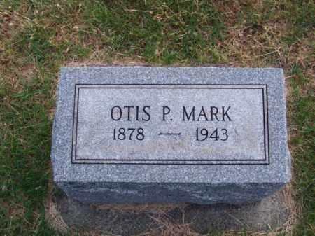 MARK, OTIS P. - Brown County, Nebraska | OTIS P. MARK - Nebraska Gravestone Photos