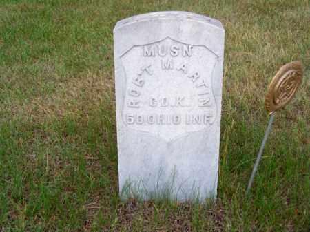 MARTIN, ROBERT - Brown County, Nebraska | ROBERT MARTIN - Nebraska Gravestone Photos