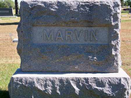 MARVIN, FAMILY - Brown County, Nebraska | FAMILY MARVIN - Nebraska Gravestone Photos