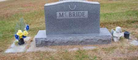 MC BRIDE, FAMILY - Brown County, Nebraska   FAMILY MC BRIDE - Nebraska Gravestone Photos
