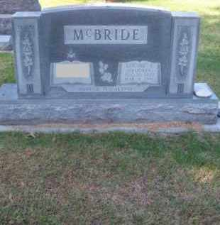 MC BRIDE, LOUISE F. - Brown County, Nebraska | LOUISE F. MC BRIDE - Nebraska Gravestone Photos