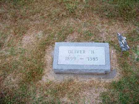 MC BRIDE, OLIVER H. - Brown County, Nebraska   OLIVER H. MC BRIDE - Nebraska Gravestone Photos