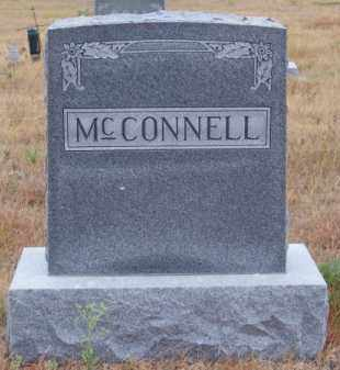 MC CONNELL, FAMILY - Brown County, Nebraska | FAMILY MC CONNELL - Nebraska Gravestone Photos