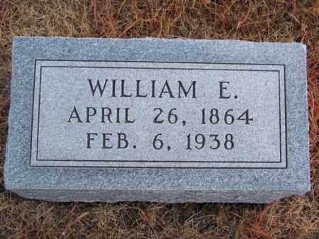 MC CONNELL, WILLIAM E. - Brown County, Nebraska | WILLIAM E. MC CONNELL - Nebraska Gravestone Photos