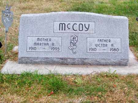 MC COY, VICTOR A. - Brown County, Nebraska | VICTOR A. MC COY - Nebraska Gravestone Photos