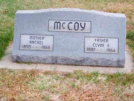 MC COY, CLYDE E. - Brown County, Nebraska | CLYDE E. MC COY - Nebraska Gravestone Photos
