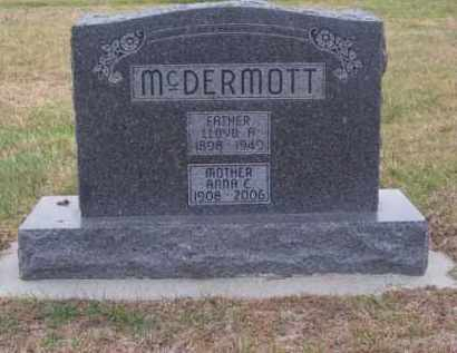 MC DERMOTT, ANNA C. - Brown County, Nebraska | ANNA C. MC DERMOTT - Nebraska Gravestone Photos